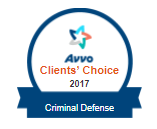 Avvo Client's Choice 2017